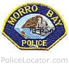Morro Bay Police Department Patch