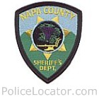 Napa County Sheriff's Office Patch
