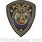 Ojai Police Department Patch