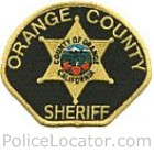 Orange County Sheriff's Department Patch