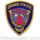 Oxnard Police Department Patch