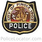 Pinole Police Department Patch