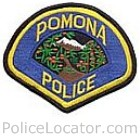 Pomona Police Department Patch