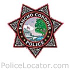 Rancho Cordova Police Department Patch