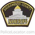 Sacramento County Sheriff's Department Patch