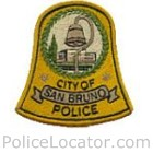 San Bruno Police Department Patch