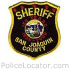 San Joaquin County Sheriff's Office Patch