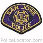 San Jose Police Department Patch