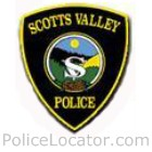 Scotts Valley Police Department Patch
