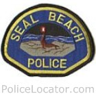 Seal Beach Police Department Patch