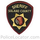 Solano County Sheriff's Office Patch