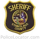Stanislaus County Sheriff's Department Patch