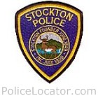 Stockton Police Department Patch