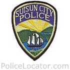 Suisun City Police Department Patch