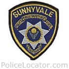 Sunnyvale Police Department Patch