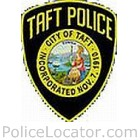 Taft Police Department Patch