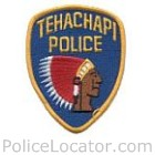 Tehachapi Police Department Patch