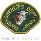 Tehama County Sheriff's Office Patch
