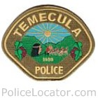 Temecula Police Department Patch