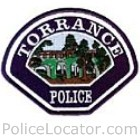 Torrance Police Department Patch