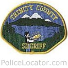 Trinity County Sheriff's Department Patch