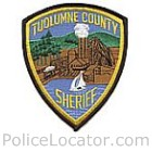 Tuolumne County Sheriff's Office Patch