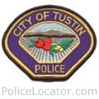Tustin Police Department Patch