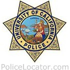 University of California Santa Barbara Police Department Patch