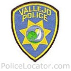 Vallejo Police Department Patch