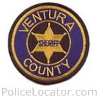 Ventura County Sheriff's Department Patch