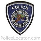 West Sacramento Police Department Patch