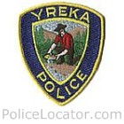 Yreka Police Department Patch