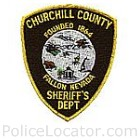 Churchill County Sheriff's Office Patch