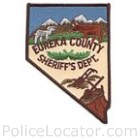Eureka County Sheriff's Office Patch
