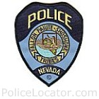 Fallon Tribal Police Department Patch