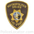 Las Vegas Metropolitan Police Department Patch