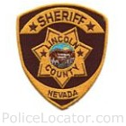 Lincoln County Sheriff's Department Patch