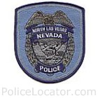 North Las Vegas Police Department Patch