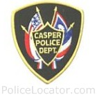 Casper Police Department Patch