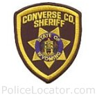 Converse County Sheriff's Office Patch