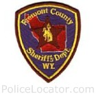 Fremont County Sheriff's Office Patch