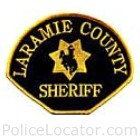 Laramie County Sheriff's Office Patch
