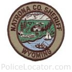 Natrona County Sheriff's Department Patch