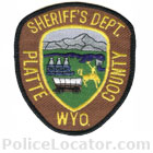 Platte County Sheriff's Office Patch