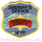 Sheridan County Sheriff's Office Patch