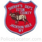 Teton County Sheriff's Office Patch