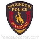 Torrington Police Department Patch