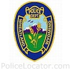 Wheatland Police Department Patch