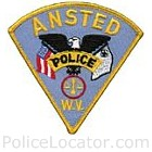 Ansted Police Department Patch