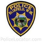 Bluefield Police Department Patch